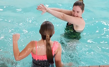 Certified Swimming Lessons in Vermont
