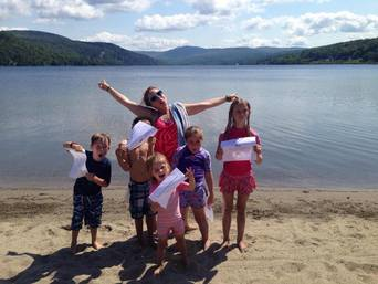 Swimming lessons in St.Johnsbury Vermont