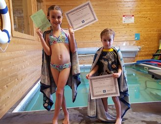 awesome swimming lessons